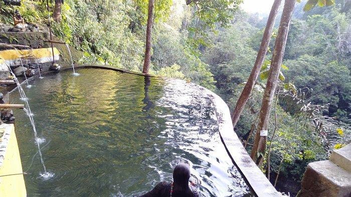 Taman Beji Samuan, Tawarkan Wisata Religi dan Alam Indah