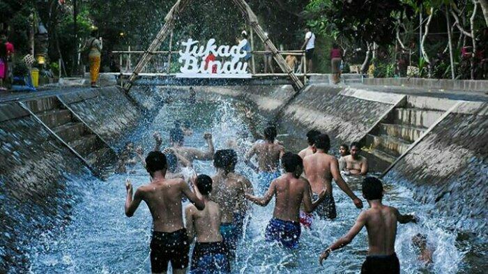 Tukad Bindu, Lokasi Wisata Yang Menghadirkan Suasana Tentram dan Asri