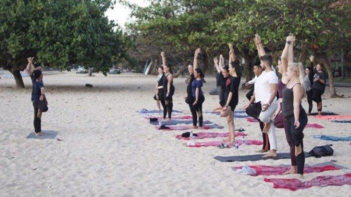 Komunitas Di Kota Denpasar Ini Hadirkan Kelas Yoga Secara Gratis, Ini Informasinya