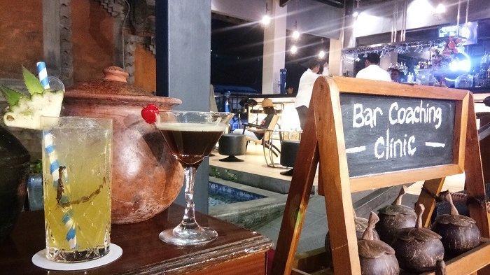 Uniknya Perpaduan Menu Cocktail Bercampur Arak Bali Khas 69 Bar Kuta