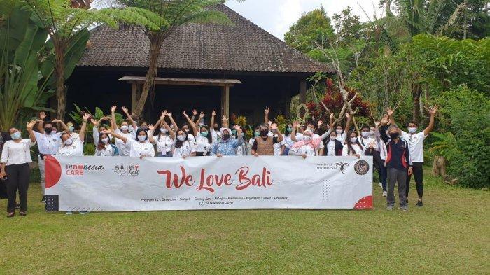 Edukasi CHSE, Peserta We Love Bali Nikmati Perpaduan Wisata Agro dan Seni
