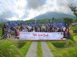 Trip Baturiti Hingga Jembrana, We Love Bali Kembali Cek Penerapan CHSE
