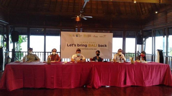 Work From Bali, Upaya Bersama Selamatkan Ribuan Pekerja