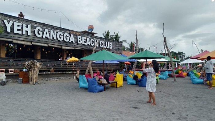 Yeh Gangga Beach Club, Tawarkan Harga Kompetitif Dengan View Pantai Nan Indah
