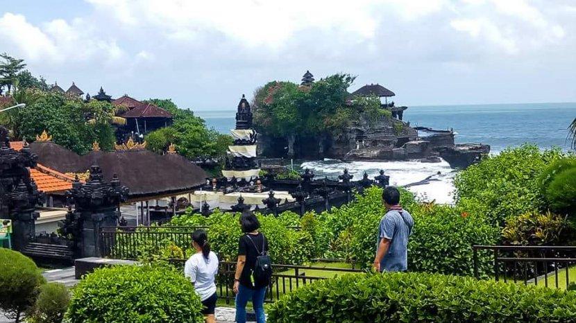 Wisatawan di DTW di Tabanan Sudah 100% Terapkan Prokes