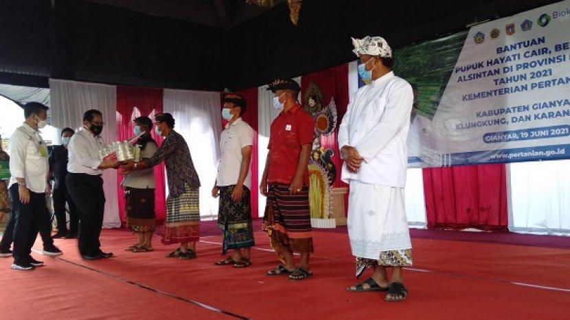 Pertanian Harus Maju Seiring Kemajuan Pariwisata di Bali