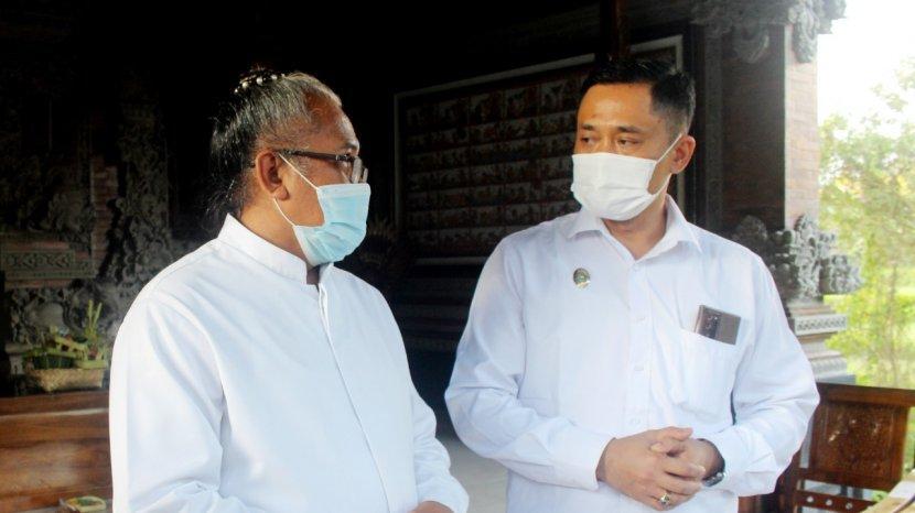 Terkait ISKCON, Dirjen Bimas Hindu Kemenag RI Kunjungi Griya Wakil Dharma Adyaksa PHDI Pusat