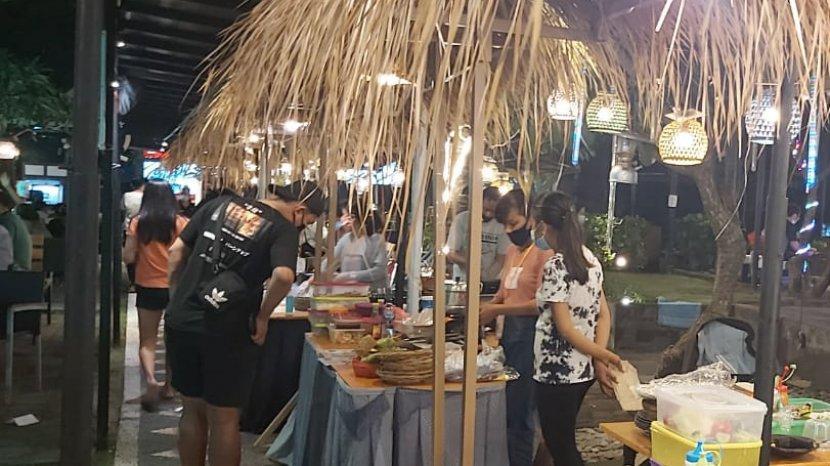 Warunk Cuci Mata Gelar Jajanan Pasar Festival Sebagai Bentuk Keperdulian Terhadap UMKM