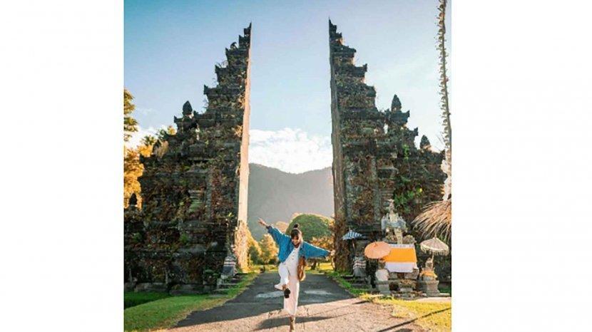 5 Tempat Wisata di Bali dengan Bangunan Candi Bentar yang Ikonik dan Instagramable