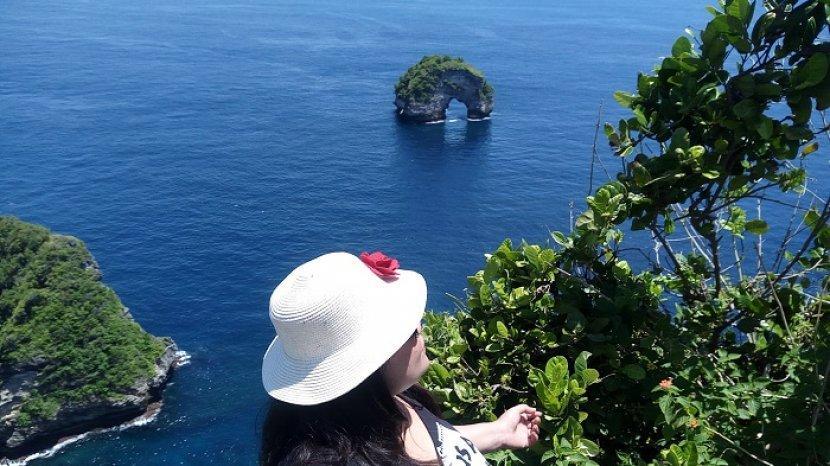 Angkat Wisata Alam dan Budaya, JED Jelajahi Nusa Penida