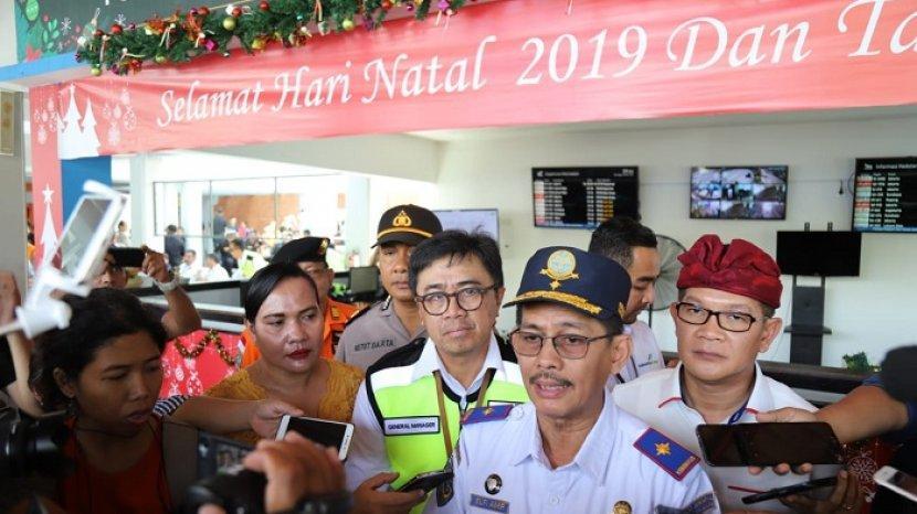Sambut Libur Nataru 2019, Bandara I Gusti Ngurah Rai Tambah 367 Penerbangan