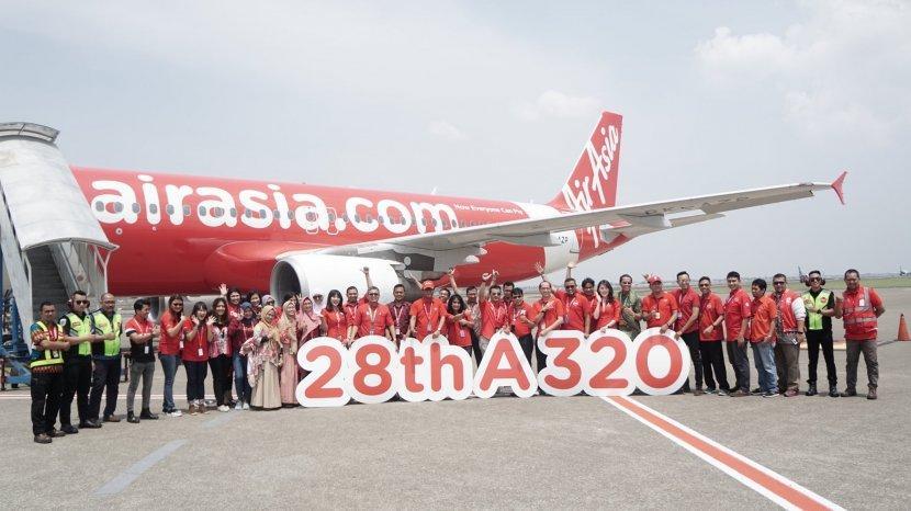 Kembangkan Konektivitas Domestik, AirAsia Buka Penerbangan 3 Kali Sehari Medan Kualanamu – Jakarta