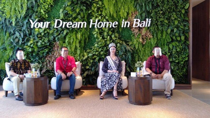 Datang ke Vasaka Bali, Ayu Saraswati Berharap Pariwisata Bali Segera Bangkit