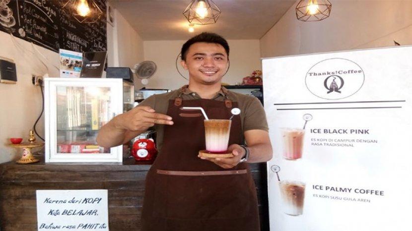 Thanks! Coffee Hadirkan Konsep Ngopi Yang Unik, Ngopi Dan Nangkring Di Satu Tempat Yang Sama