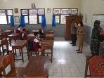 Para Siswa Akui Sudah Jenuh Belajar di Rumah, SD No 2 Sempidi Gelar Simulasi PTM