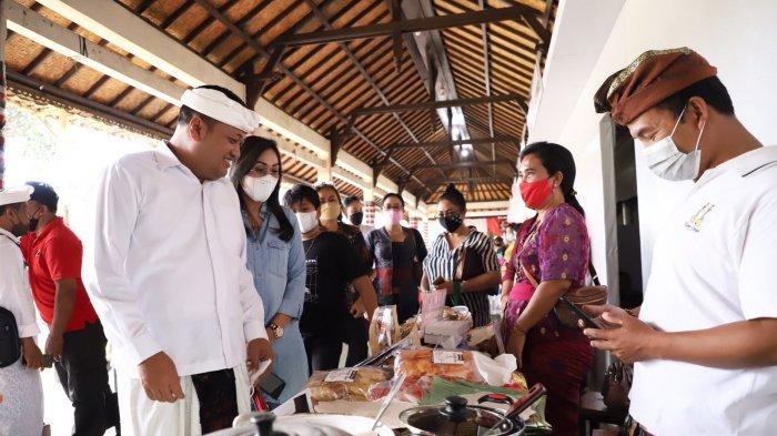 Sejumlah UMKM Kuliner Gianyar Ikuti Pameran IKM Bali Bangkit III