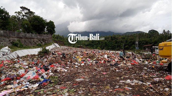 TPA Butus di Karangasem Tampung 40 Hingga 50 Ton Sampah Perharinya