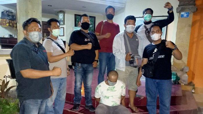 Congkel Jok Sepeda Motor, Pria Berinisial HPP Dibekuk Tim Resmob Polresta Denpasar