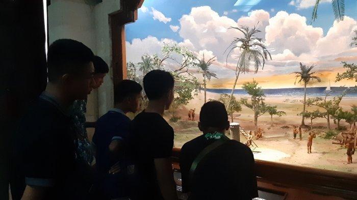 Mengenal Diorama di Monumen Bajra Sandhi, Ceritakan Masa Pra Sejarah Orang Bali Hingga Kemerdekaan