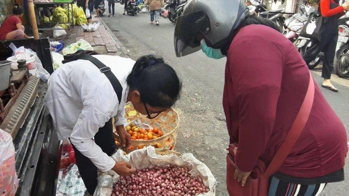 Harga Bawang Merah Meroket Hingga Rp 10 Ribu Perkilo di Provinsi Bali