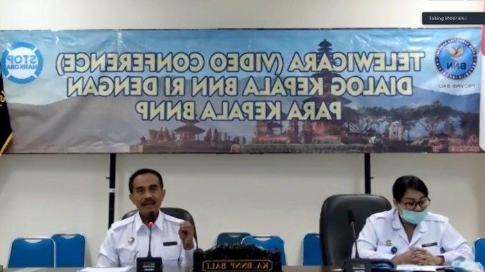 Tren Pengedaran Narkoba Masuki Wilayah Pedesaan di Bali, Buleleng Terbanyak
