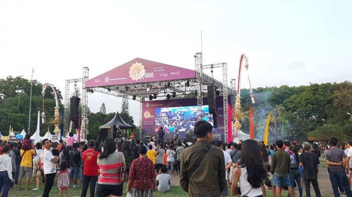 7 Aktivitas Habiskan Akhir Tahun di Denpasar Festival, Icip Kuliner Hingga Pesta Kembang Api