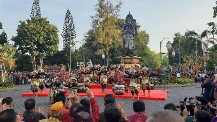 Denfest Ke-12 Pancarkan Spririt Multikultural, Kolaborasikan Kultur Indonesia dengan 3 Negara