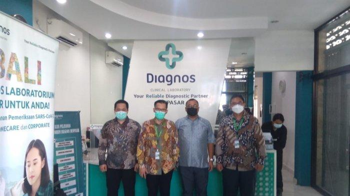 Dukung Pemulihan Pariwisata di Bali, Diagnos Laboratorium Kembangkan Laboratorium PCR di Denpasar