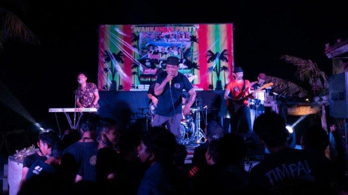 Gelar Mini Konser di Tengah Pandemi, Soullast: Awalnya Lumayan Menyulitkan