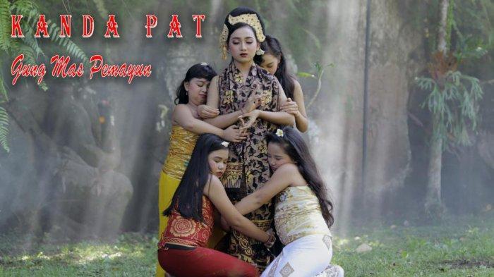 Gung Mas Pemayun Rilis Single Kanda Pat