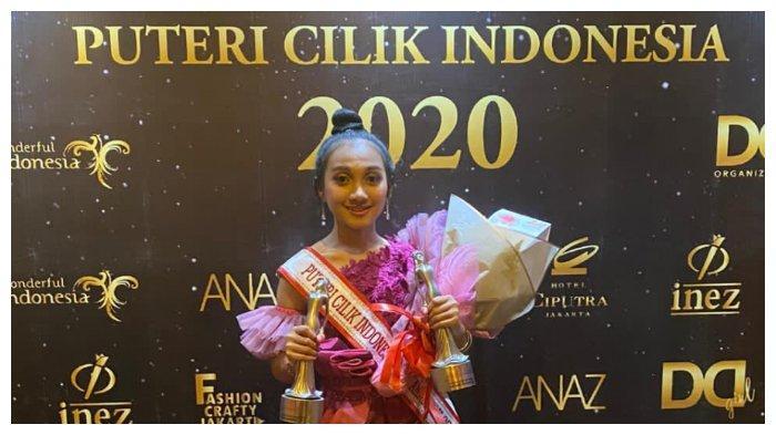 Gung Mas Pemayun Berhasil Sandang Puteri Cilik Indonesia Persahabatan 2020