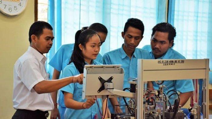 Jurusan Teknik Elektro diPoliteknikNegeriBali