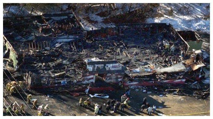 Mengenang 18 Tahun Tragedi Kebakaran di Tengah Konser Musik Rock di AS Yang Tewaskan 100 Orang
