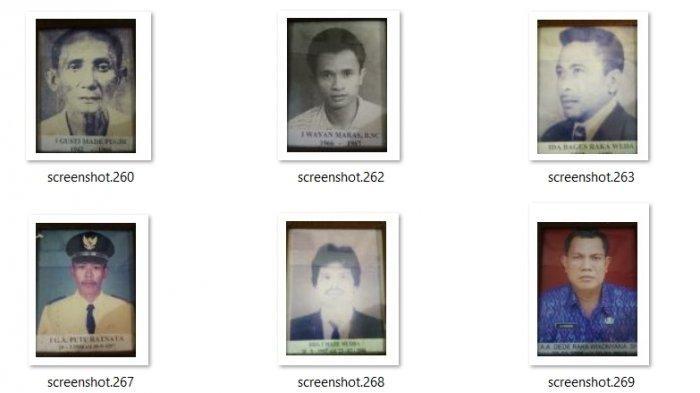 Daftar Nama Pemimpin Kelurahan Sumerta dan Masa Jabatan dari Tahun ke Tahun