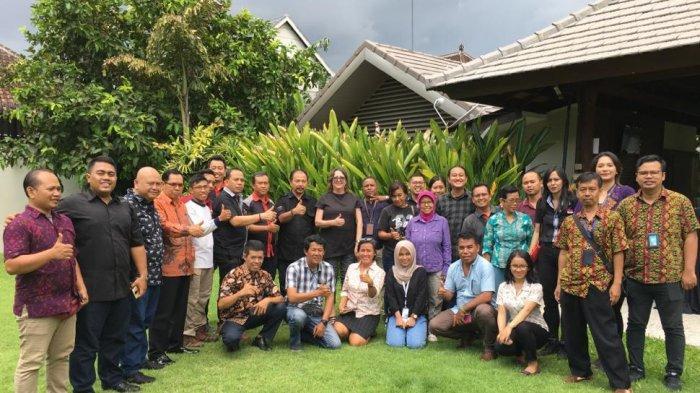 Anthea Griffin Gelar Acara Ramah Tamah, Perkenalkan Diri sebagai Konjen Australia Bali Nusra