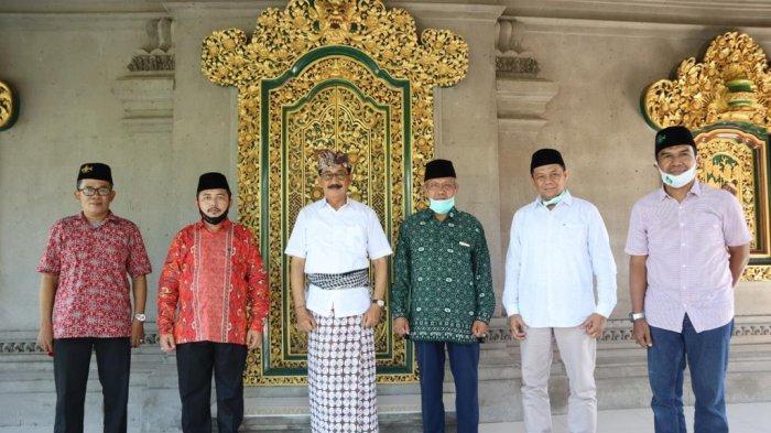 PWNU Bali Silaturrahmi ke Anggota DPD RI Untuk Pererat Kerukunan Umat Beragama