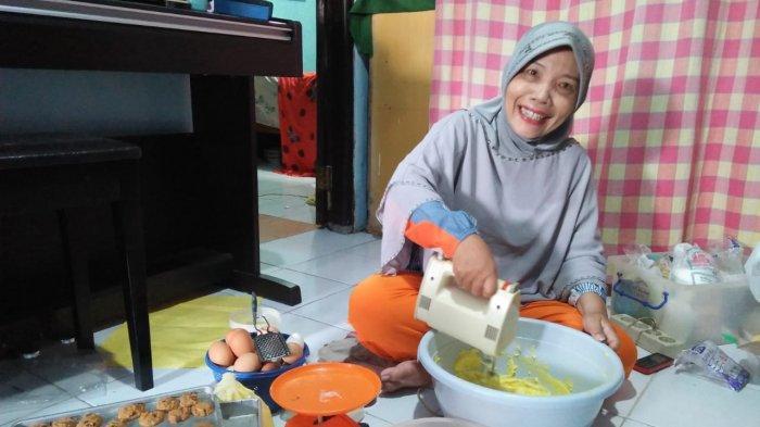 Pandemi Corona, Omzet Usaha Kue Kering Khas Lebaran di Denpasar Ikut Garing