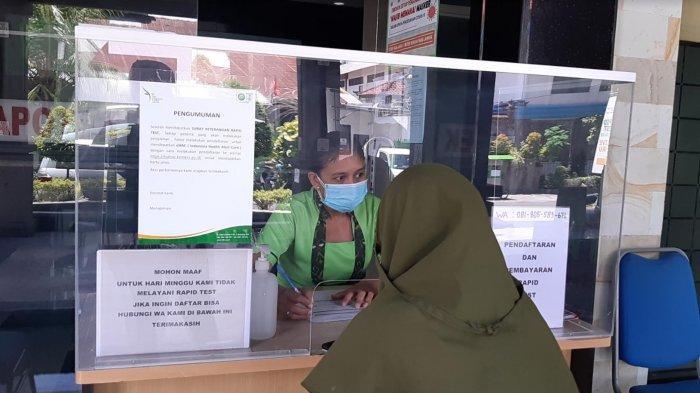 Daftar Biaya Swab Test PCR Covid-19 Mandiri di 8 Rumah Sakit dan Klinik Denpasar dan Sekitarnya