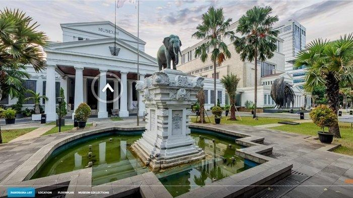 Virtual Tour di Museum Nasional Indonesia, Penunjang Pariwisata Berkelanjutan