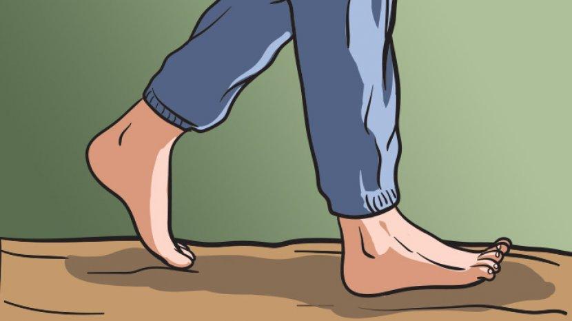 Yuk, Mulai Sekarang Kita Kurangi 5 Kesalahan Umum Saat Berjalan Kaki berikut ini