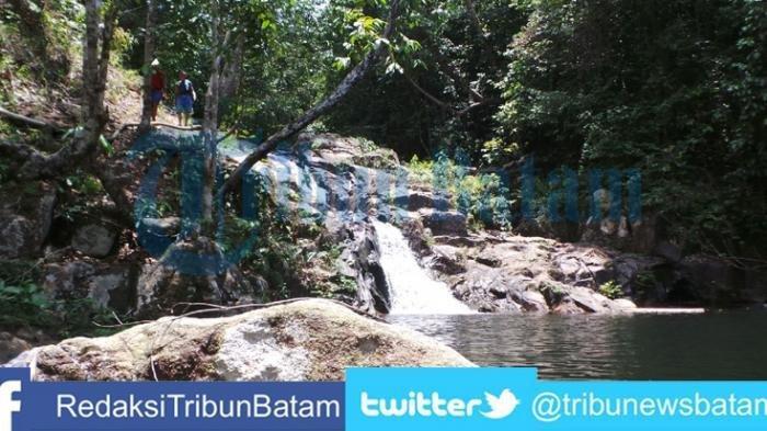 Berwisata ke Air Terjun Neraja di Kepulauan Anambas, Jadi Sumber Air Bersih Bagi Warga