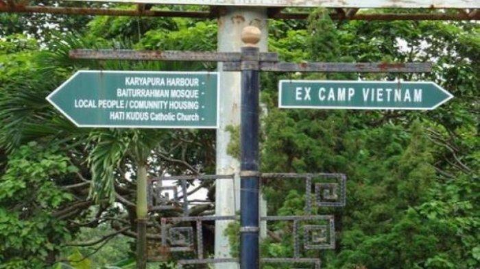 Sejarah Camp Vietnam di Pulau Galang, Tercatat Sebagai Wisata Religi Kota Batam
