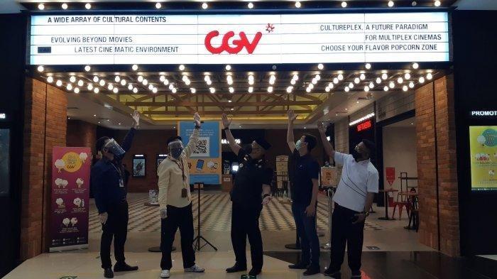 Terapkan Protokol Kesehatan, Bagaimana Sensasi Nonton di CGV Grand Mall Batam Saat Pandemi?