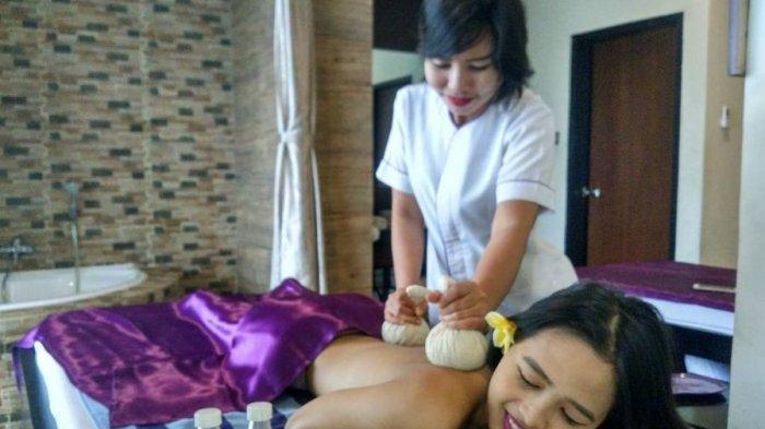 Punya 9 Wewangian Aromaterapi, Coba Me Time dengan Spa di Da Vienna Hotel Batam