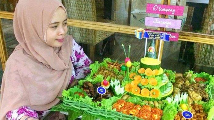 D'tumpeng Sediakan Kuliner Unik Bercitarasa Indonesia, Tiap Hari Bisa Makan Tumpeng
