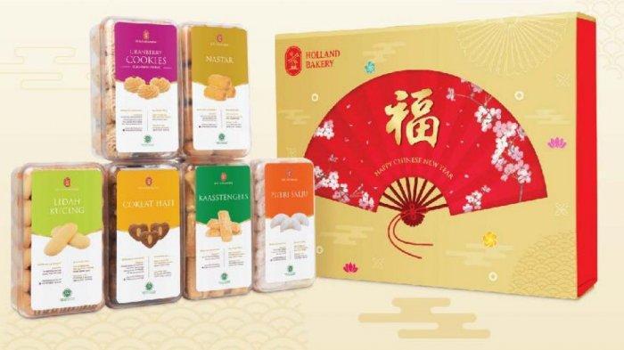Rekomendasi 5 Gift Box Holland Bakery Untuk Sambut Imlek 2020, Harga Mulai Rp 400 Ribuan