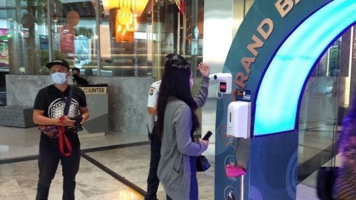Tetap Buka Selama Pandemi, Grand Batam Mall Siapkan Ruang Isolasi Demi Keamanan Pengunjung