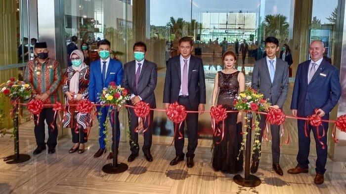 Marriott Hotel Harbour Bay Resmi Dibuka di Batam, Berikut Fasilitas Hotel Bintang 5 Ini