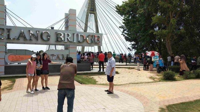 Dongkrak Kunjungan Wisatawan ke Jembatan Barelang, Jalan Trans Barelang Dibuat Dua Jalur