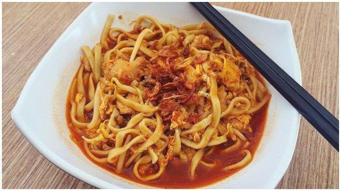 6 Wisata Kuliner Murah Meriah di Batam, Bisa Cicipi Mie Tarempa Khas Anambas Disini